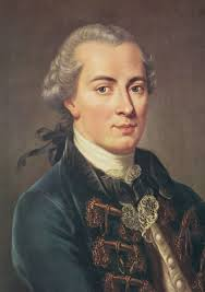 Immanuel Kant (1724-1804)  It is really saying something when you are a philosopher and you write something that even other philosophers have trouble understanding....