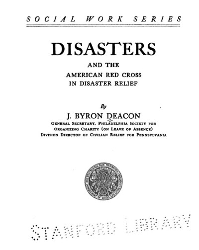 Deacon 1918