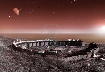 2037029-extraterrestrial-scenery-with-ruins-of-some-alien-civilization