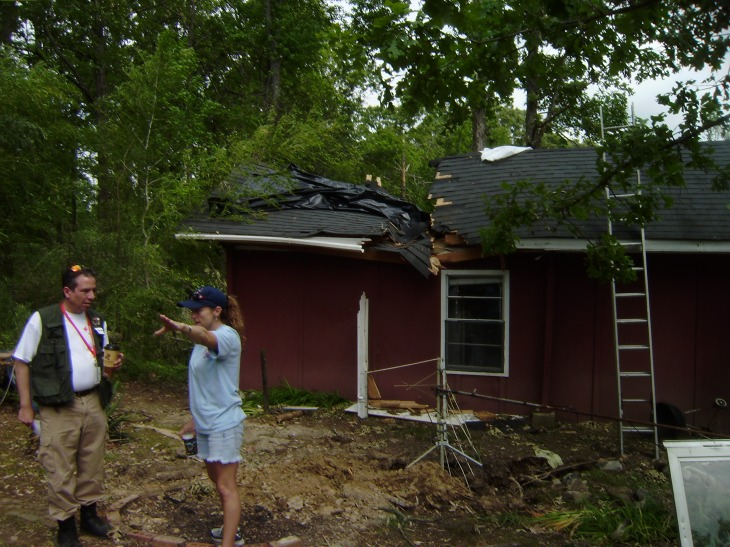 Mississippi Disaster Assessment, May 2011