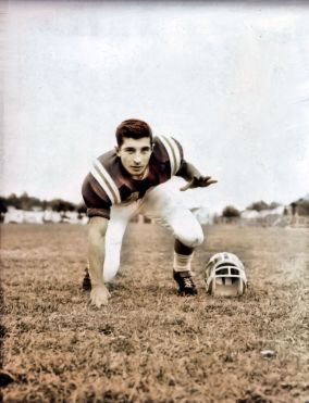 High School football star, Sharon Hill, Pensylvania
